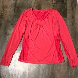 Lululemon Athletica Ladies Runbeam Long Sleeve Top